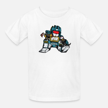 Prime BFFs Transformers Optimus Prime - Kids' T-Shirt