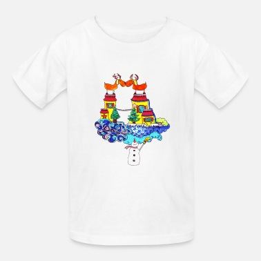 Tenderness Elans of tenderness - Kids' T-Shirt