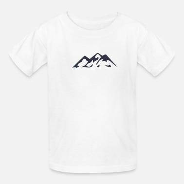 Three Mountains - Kids' T-Shirt