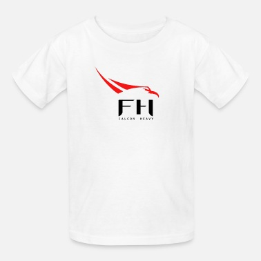 SpaceX Falcon Heavy - Kids' T-Shirt