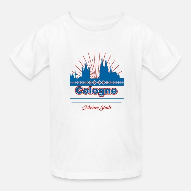 Cologne Cathedral Cologne - Kids' T-Shirt