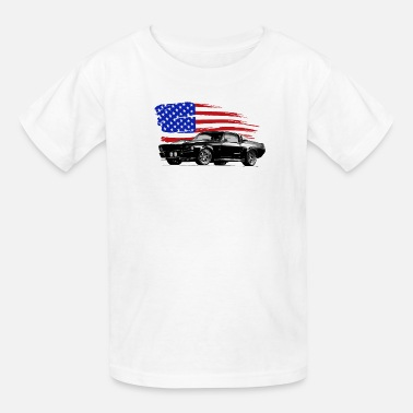 American Muscle Car - Kids' T-Shirt