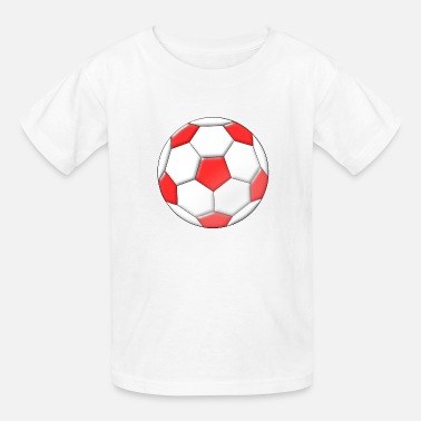 Moleskin Football - Kids' T-Shirt