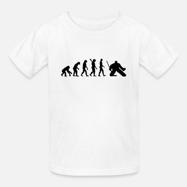 Goalie Evolution hockey goalie - Kids' T-Shirt