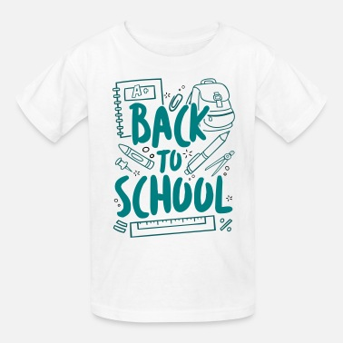 First Day Of School Back to School - Kids' T-Shirt