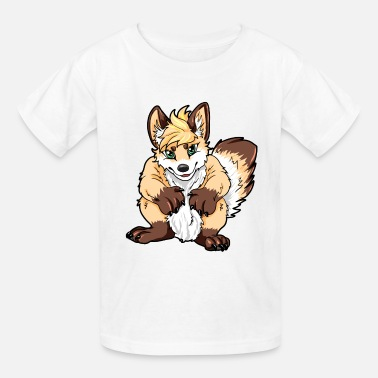 Furry Furry - Kids' T-Shirt