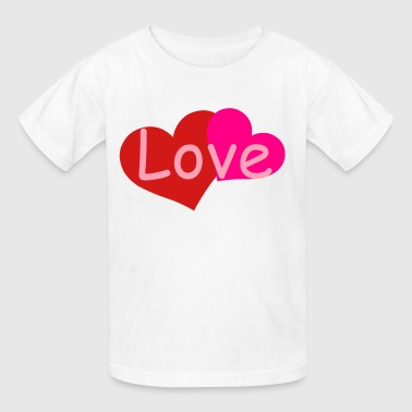 heart (vector) - Kids' T-Shirt