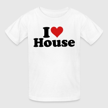 House Music - Kids' T-Shirt