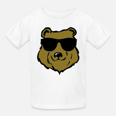 Cool Bear cool bear - Kids' T-Shirt