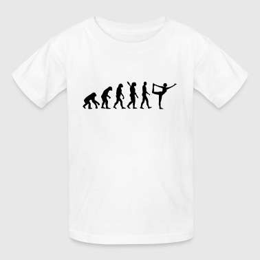 Evolution Yoga - Kids' T-Shirt