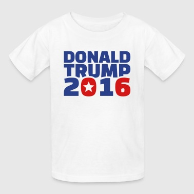 Donald Trump 2016 - Kids' T-Shirt