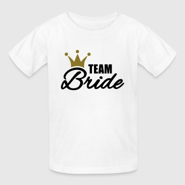 Team Bride - Kids' T-Shirt