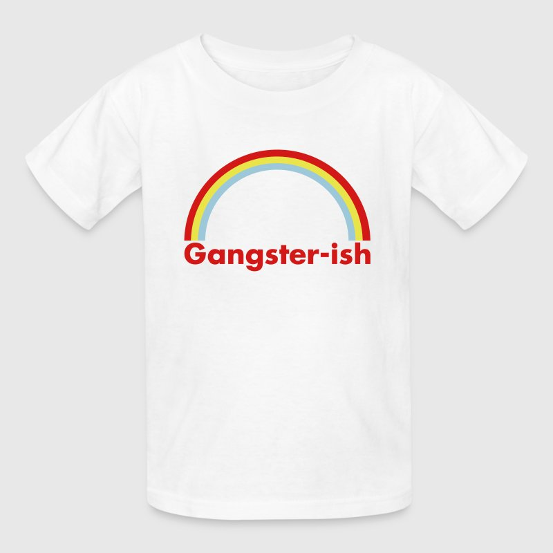 Gangster-ish - Kids' T-Shirt