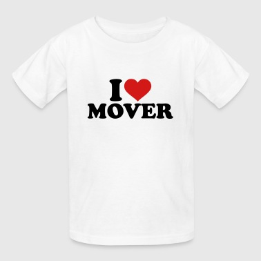 Mover - Kids' T-Shirt
