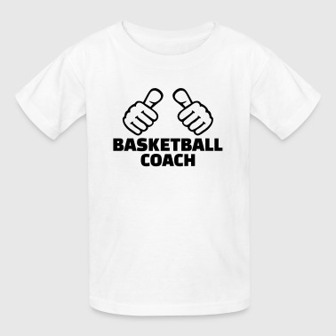Basketball coach - Kids' T-Shirt