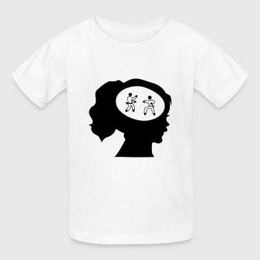 Only Karate On My Mind - Kids' T-Shirt