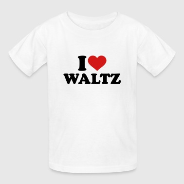 Waltz - Kids' T-Shirt