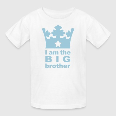 I am the big Brother - Kids' T-Shirt
