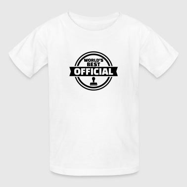 Official - Kids' T-Shirt