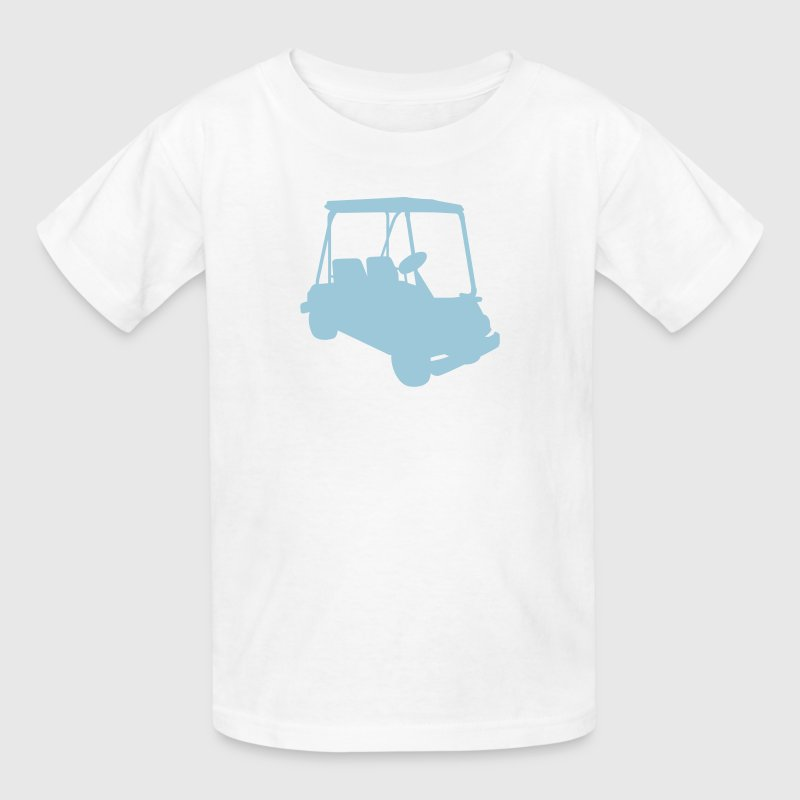 Golf cart - Kids' T-Shirt