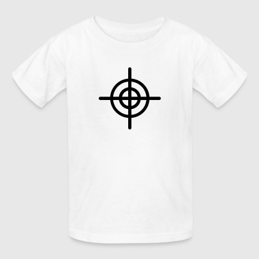 Crosshairs - Kids' T-Shirt