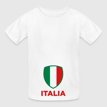 National Flag of Italy - Kids' T-Shirt