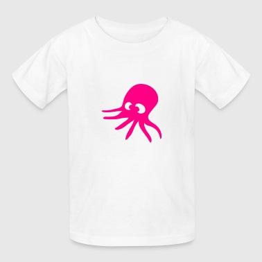 Little Octopus Octopus - Kids' T-Shirt