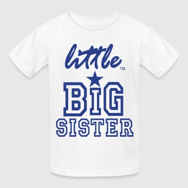 Little Big Sister - Kids' T-Shirt
