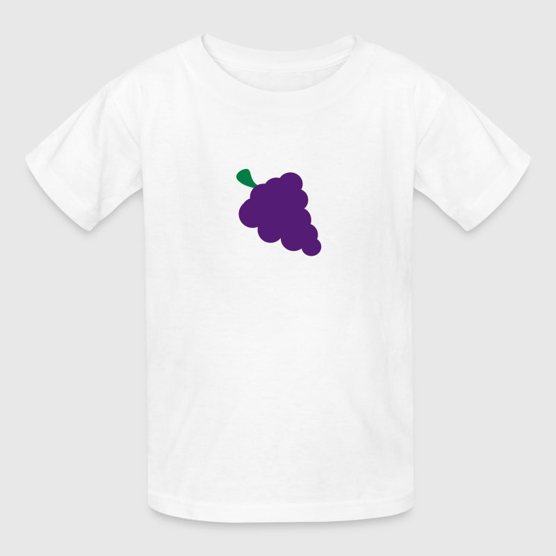Grapes - Kids' T-Shirt