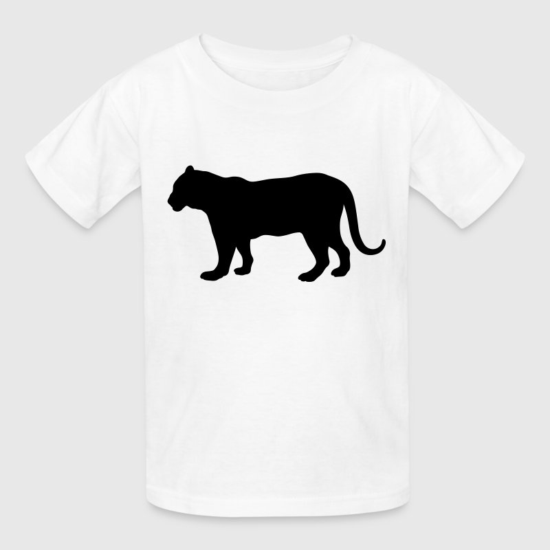 cougar - Kids' T-Shirt