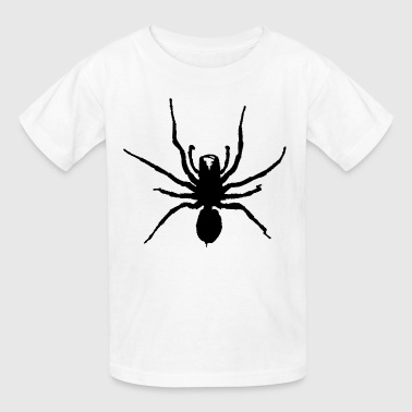 Black Spider black spider  - Kids' T-Shirt