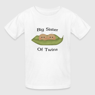 Twin Sister Sister Of Twins - Kids' T-Shirt