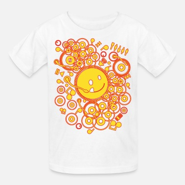 Happy_music Music Happy_Music - Kids' T-Shirt