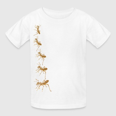 ARMY of ANTS - Kids' T-Shirt