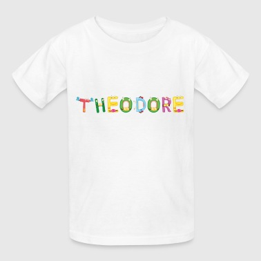 Theodore - Kids' T-Shirt