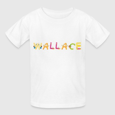 Wallace - Kids' T-Shirt