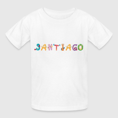 Santiago - Kids' T-Shirt