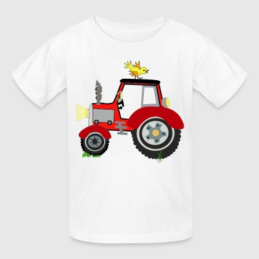 Farm Animals - Kids' T-Shirt