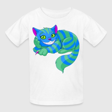Cheshire Cat - Kids' T-Shirt
