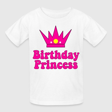 Birthday birthday_princess_shirt - Kids' T-Shirt