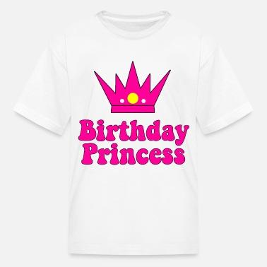 Happy Birthday Princess Shirt