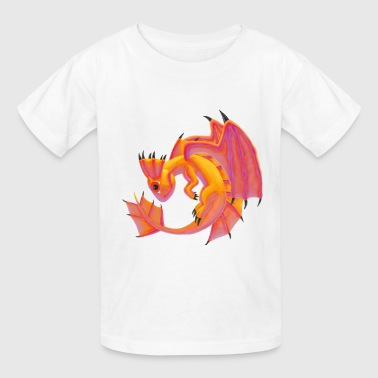 Aqua Dragon - Kids' T-Shirt