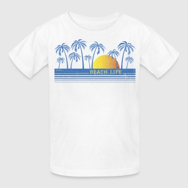 Beach Vibes Beach Life 90 - Kids' T-Shirt