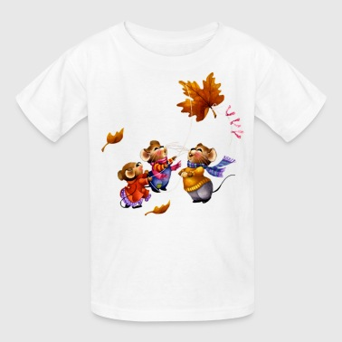 mice - Kids' T-Shirt