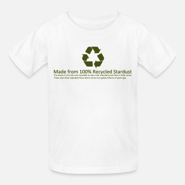 Lawrence Krauss Recycled Stardust - Kids' T-Shirt