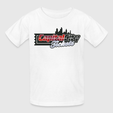 capital city - Kids' T-Shirt