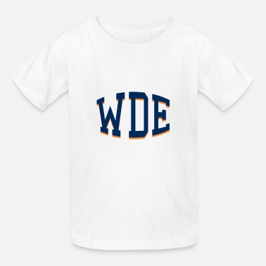 Damn Wear WDE - War Damn Eagle  - Kids' T-Shirt