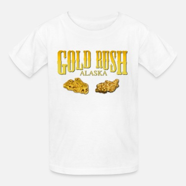 Gold Rush Gold Rush - Kids' T-Shirt