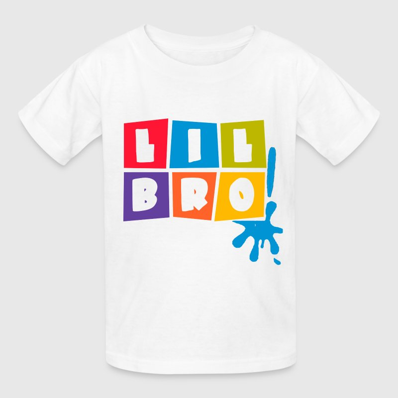 little_brother_shirt - Kids' T-Shirt