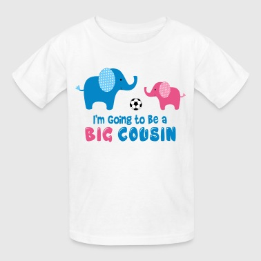 Big Cousin To Be - Kids' T-Shirt